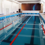 Спортивный бассейн для школы